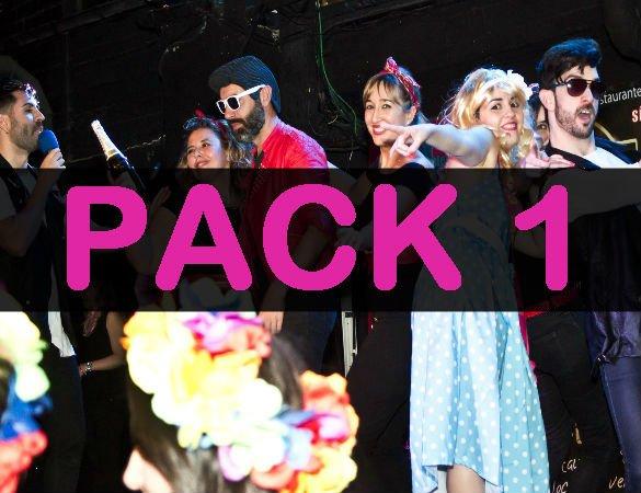 pack 1 despedida de soltera