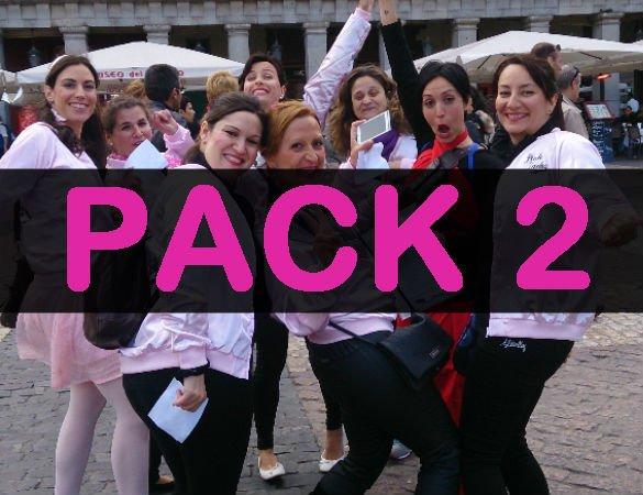 pack 2 despedida de soltera