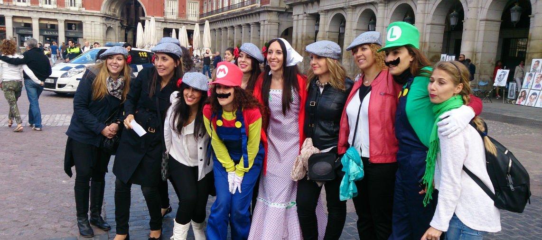 despedida de soltera con gymkana en Madrid
